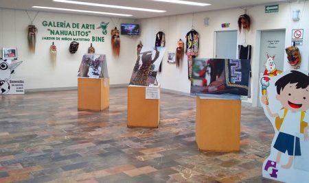 """Exposición """"Tecuanes Yolmijtotiyanij Puebla"""" en Galería de Arte """"Nahualitos"""""""